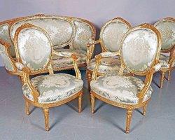 Antiquités Heitzmann - Chevigny-Saint-Sauveur - Meubles de salon
