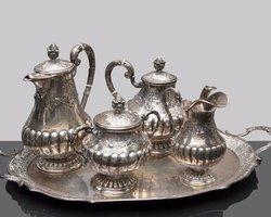 Antiquités Heitzmann - Chevigny-Saint-Sauveur - Argent